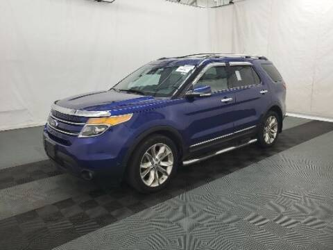 2013 Ford Explorer for sale at Action Automotive Service LLC in Hudson NY