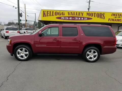 2007 Chevrolet Suburban for sale at Kellogg Valley Motors in Gravel Ridge AR