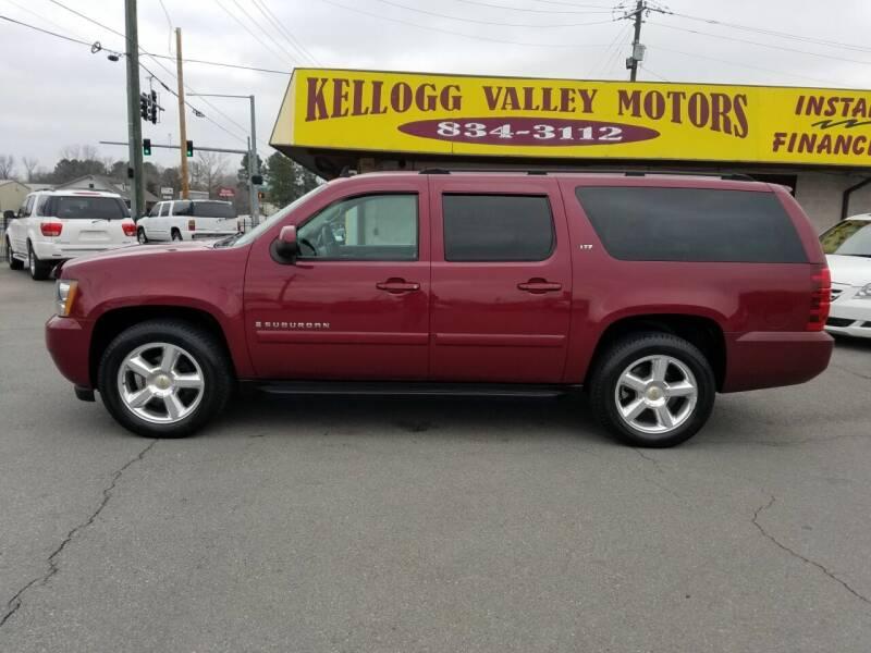 2007 Chevrolet Suburban for sale at Kellogg Valley Motors in Gravel Ridge AR