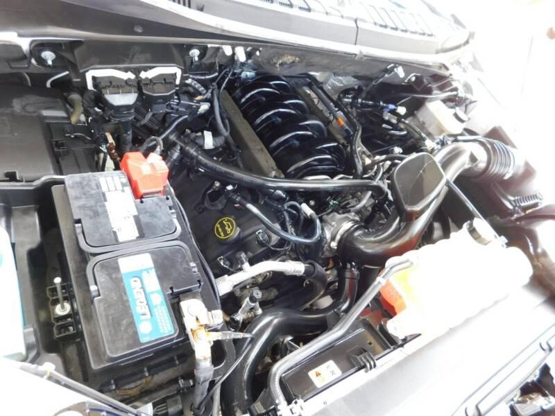 2017 Ford F-150 4x4 XLT 4dr SuperCrew 5.5 ft. SB - Ponchatoula LA