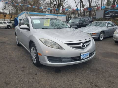 2009 Mazda MAZDA6 for sale at New Plainfield Auto Sales in Plainfield NJ