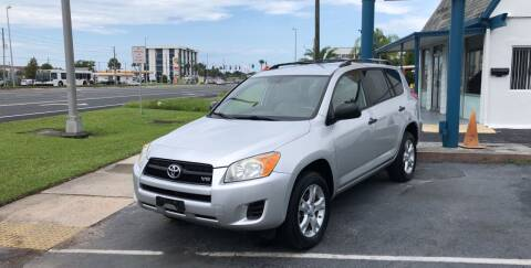 2009 Toyota RAV4 for sale at Sunray Auto Sales Inc. in Holiday FL