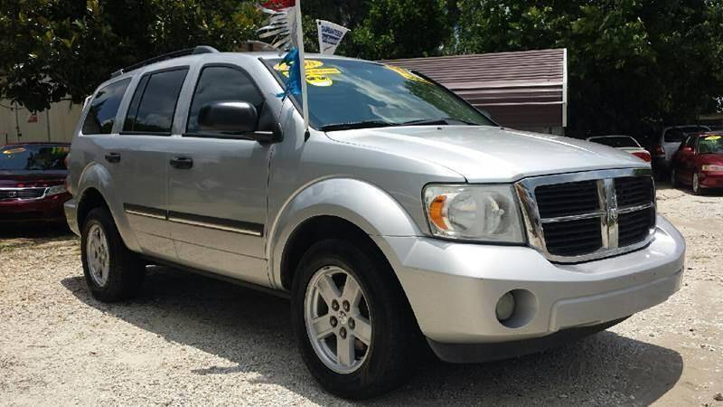 2008 Dodge Durango for sale at GP Auto Connection Group in Haines City FL