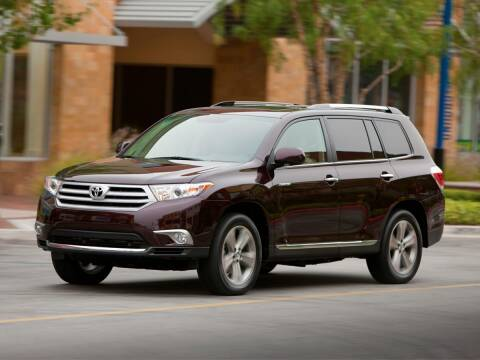 2013 Toyota Highlander for sale at Metairie Preowned Superstore in Metairie LA