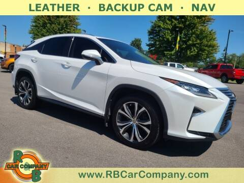 2017 Lexus RX 350 for sale at R & B Car Company in South Bend IN