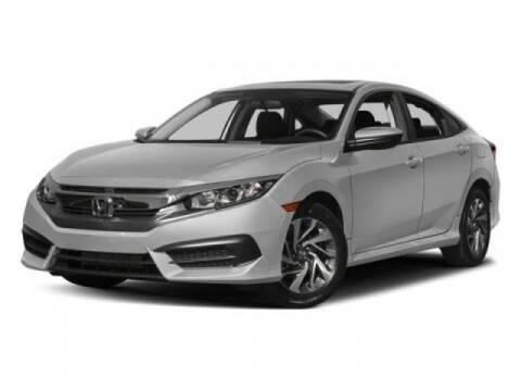 2017 Honda Civic for sale at Van Griffith Kia Granbury in Granbury TX