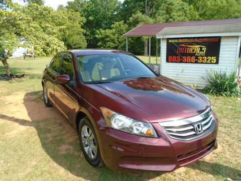 2012 Honda Accord for sale at Hot Deals Auto LLC in Rock Hill SC