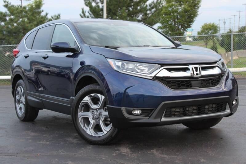 2019 Honda CR-V for sale at Dan Paroby Auto Sales in Scranton PA