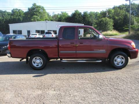2005 Toyota Tundra for sale at Hickory Wholesale Cars Inc in Newton NC