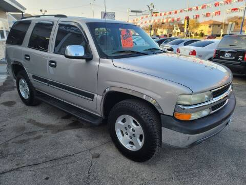 2004 Chevrolet Tahoe for sale at 1st Quality Auto in Milwaukee WI