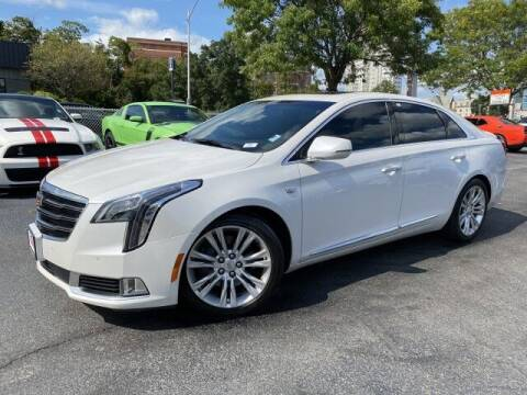 2018 Cadillac XTS for sale at Sonias Auto Sales in Worcester MA