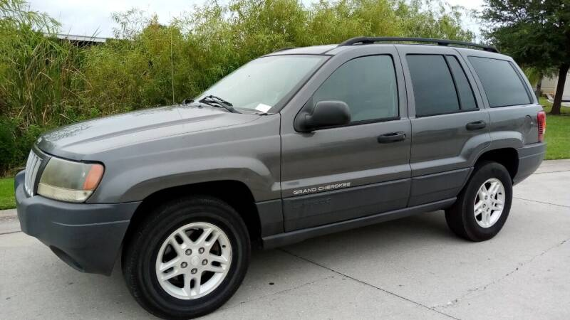 2004 Jeep Grand Cherokee for sale at Coastal Car Brokers LLC in Tampa FL