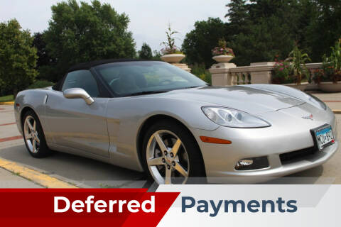 2007 Chevrolet Corvette for sale at K & L Auto Sales in Saint Paul MN