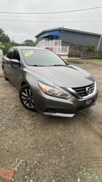 2017 Nissan Altima for sale at Best Cars Auto Sales in Everett MA