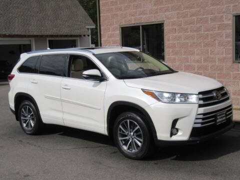 2017 Toyota Highlander for sale at Advantage Automobile Investments, Inc in Littleton MA