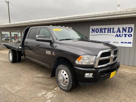 2018 RAM Ram Chassis 3500 for sale at Northland Auto in Humboldt IA