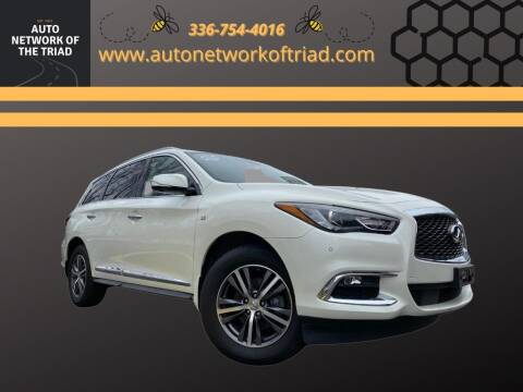 2017 Infiniti QX60 for sale at Auto Network of the Triad in Walkertown NC