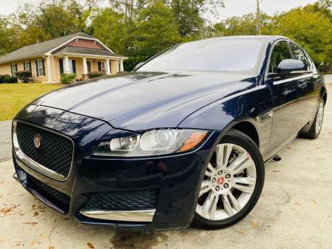 2016 Jaguar XF for sale at Cobb Luxury Cars in Marietta GA