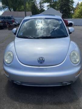 1999 Volkswagen New Beetle for sale at Mastro Motors in Garden City MI