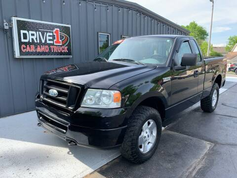 2006 Ford F-150 for sale at Drive 1 Car & Truck in Springfield OH