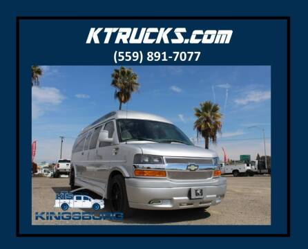 2018 Chevrolet Express Cargo for sale at Kingsburg Truck Center in Kingsburg CA