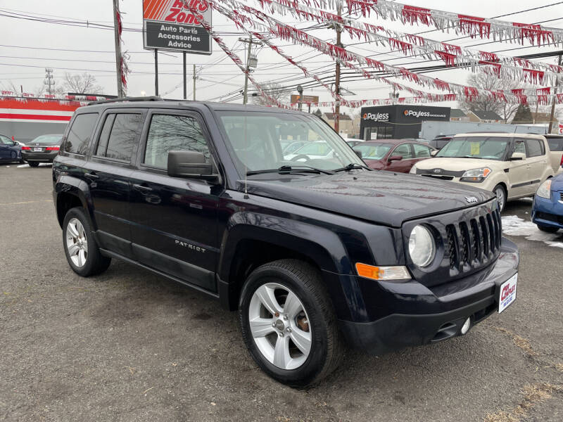 2011 Jeep Patriot for sale at Car Complex in Linden NJ