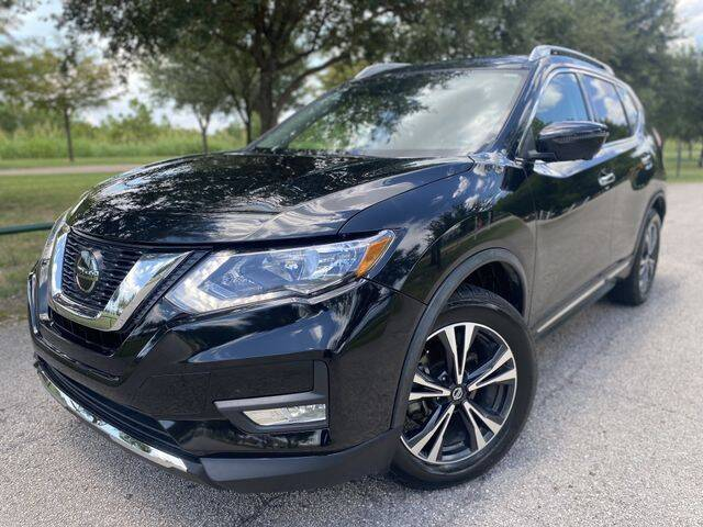 2018 Nissan Rogue for sale at Prestige Motor Cars in Houston TX