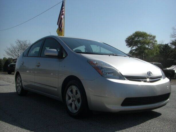 2008 Toyota Prius for sale at Manquen Automotive in Simpsonville SC