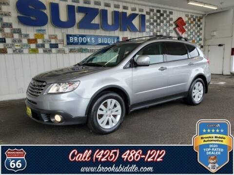 2011 Subaru Tribeca for sale at BROOKS BIDDLE AUTOMOTIVE in Bothell WA