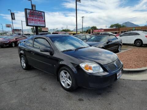 2007 Pontiac G5 for sale at ATLAS MOTORS INC in Salt Lake City UT