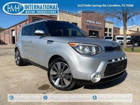2014 Kia Soul for sale at International Motor Productions in Carrollton TX