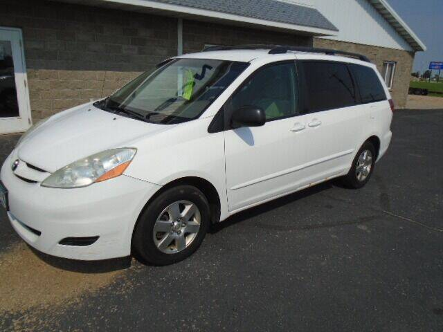 2010 Toyota Sienna for sale at SWENSON MOTORS in Gaylord MN
