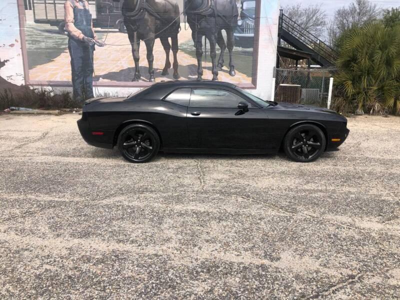 2014 Dodge Challenger for sale at Bavarian motor Group LLC in Dothan AL