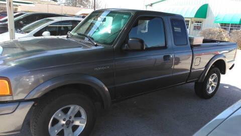 2005 Ford Ranger for sale at Haigler Motors Inc in Tyler TX