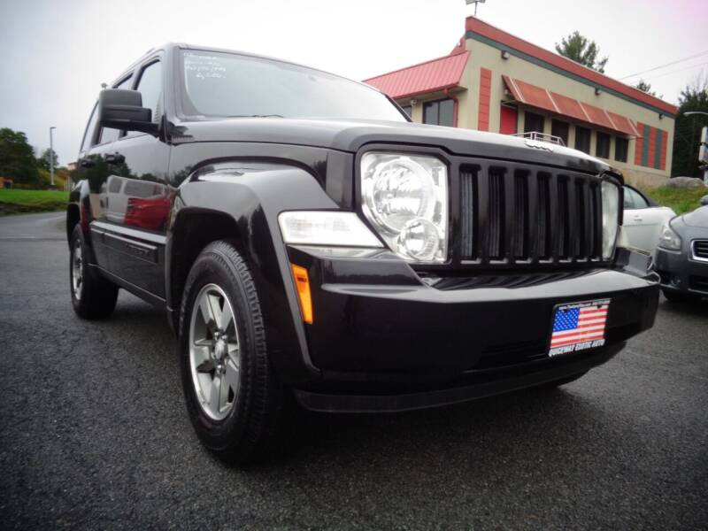 2008 Jeep Liberty for sale at Quickway Exotic Auto in Bloomingburg NY