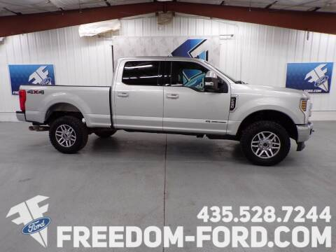 2019 Ford F-250 Super Duty for sale at Freedom Ford Inc in Gunnison UT