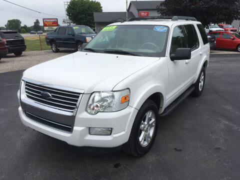 2010 Ford Explorer for sale at JACK'S AUTO SALES in Traverse City MI