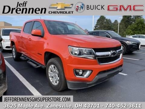 2020 Chevrolet Colorado for sale at Jeff Drennen GM Superstore in Zanesville OH