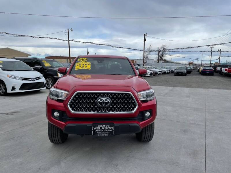 2019 Toyota Tacoma for sale at Velascos Used Car Sales in Hermiston OR