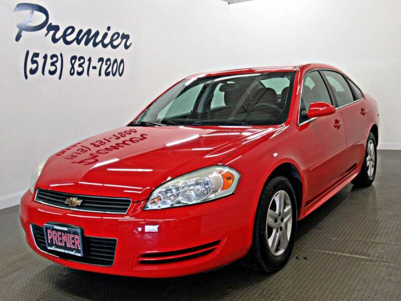 2011 Chevrolet Impala for sale at Premier Automotive Group in Milford OH