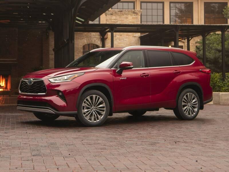 2021 Toyota Highlander Hybrid for sale in Portland, OR