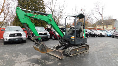 2014 Bobcat E32 for sale at Action Automotive Service LLC in Hudson NY