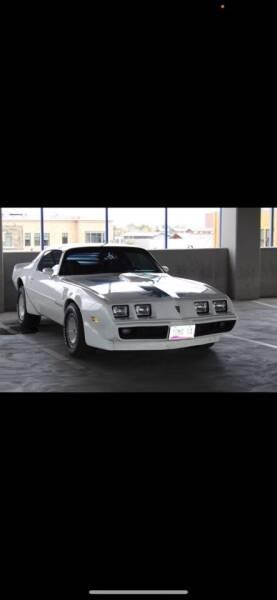 1979 Pontiac TransAm for sale at AZ Classic Rides in Scottsdale AZ