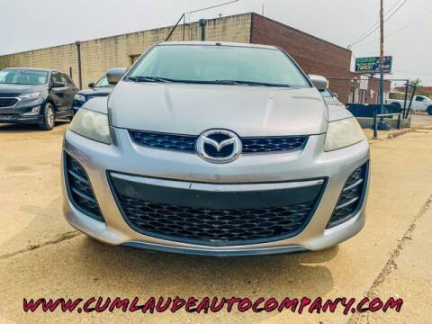 2010 Mazda CX-7 for sale at MAGNA CUM LAUDE AUTO COMPANY in Lubbock TX