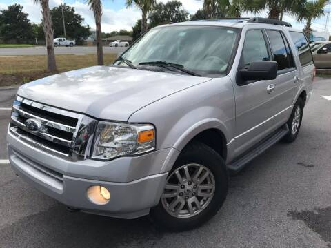 2013 Ford Expedition for sale at Gulf Financial Solutions Inc DBA GFS Autos in Panama City Beach FL