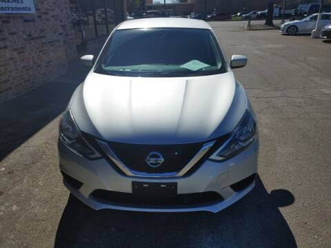 2018 Nissan Sentra for sale at Matador Motors in Sacramento CA
