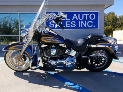 2007 Harley-Davidson FLSTN Softail Deluxe for sale at Kell Auto Sales, Inc in Wichita Falls TX
