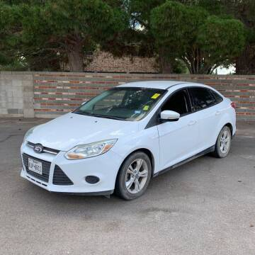 2013 Ford Focus for sale at iDrive Auto Works in Colorado Springs CO