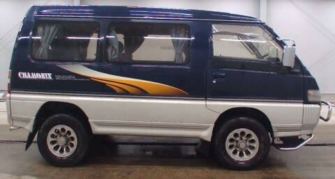 1993 Mitsubishi Delica *RESERVED for sale at JDM Car & Motorcycle LLC in Seattle WA