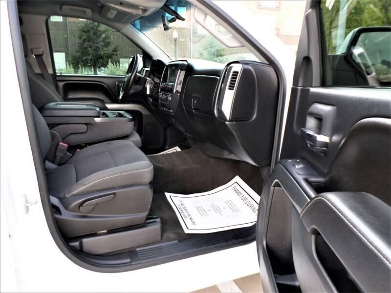 2015 Chevrolet Silverado 1500 4x2 LT 4dr Crew Cab 5.8 ft. SB - Mckinney TX